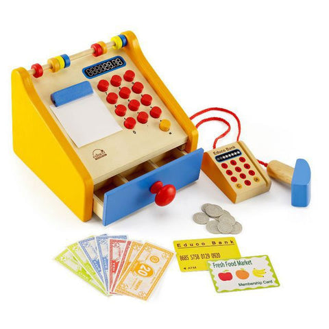 Cash Register Wooden Hape
