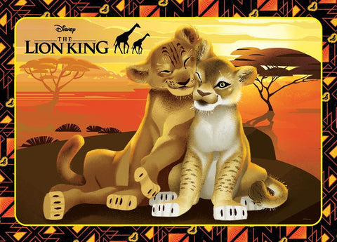 The Lion King Heart Of A Lioness Puzzle