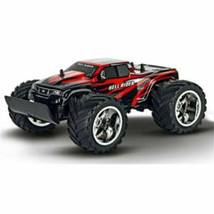 carrera heel rider remote control car