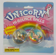 Unicorn Hi-Bounce Balls