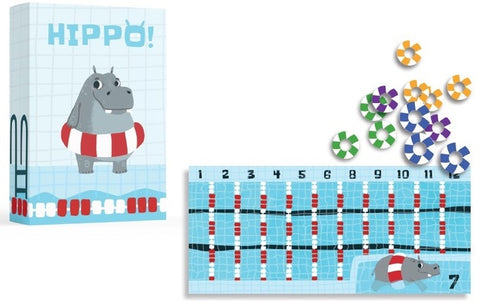 Hippo - Card Game