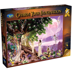 1000 Piece jigsaw Puzzle Charm Your Imagination