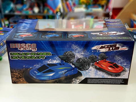 Racing Swamp Runner - RC Hovercraft