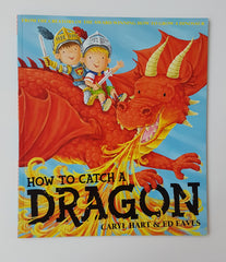 kidz-stuff-online - How To Catch a Dragon book