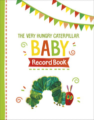 kidz-stuff-online - The Very Hungry Caterpillar Baby Record Book