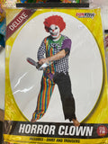 Clown Halloween man