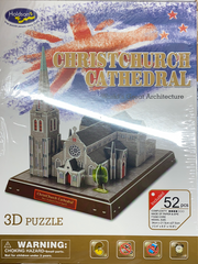 3D Christchurch Cathedral