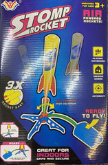 Pop Up Rocket Stomp Rocket