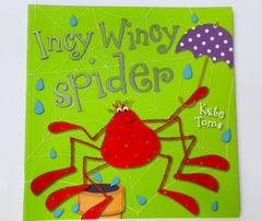 kidz-stuff-online - Incy Wincy Spider Book