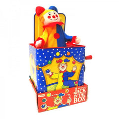 kidz-stuff-online - Schylling Musical Jack In the Box