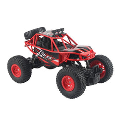 JR King Climber Remote Control Car Red