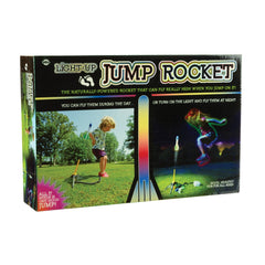 Light Up Jump Rocket