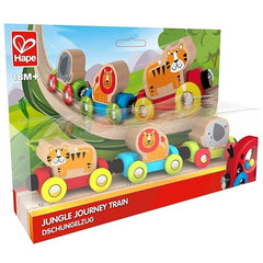 Jungle Journey Train - Hape
