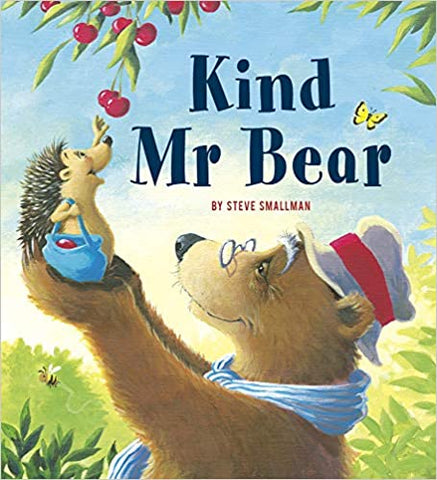 Kind Mr Bear