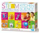 Steam Powered Kids Kitchen Science Kit