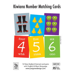 matching cards kiwiana