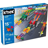 K'nex Power and Go Racers Building Set