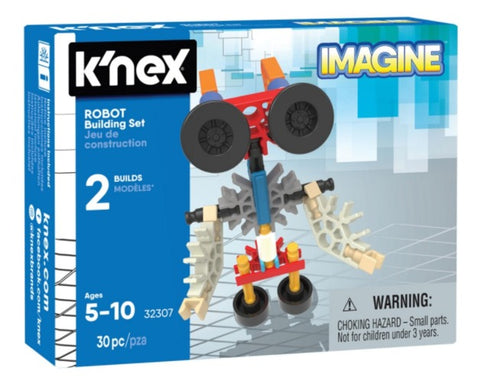 K'NEX Imagine Robot Building Set