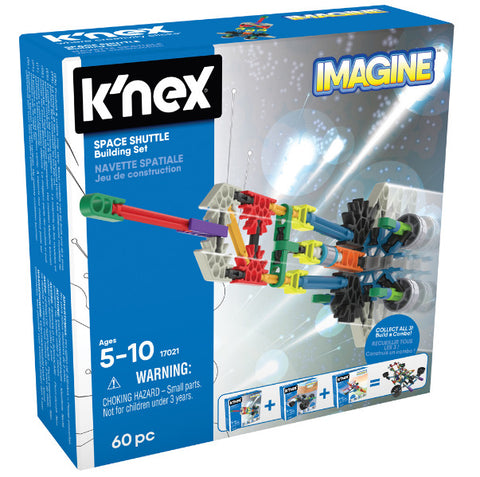 KNEX Imagine Space Shuttle Set