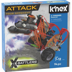 K'nex X Battlers X-Thrasher Building Set