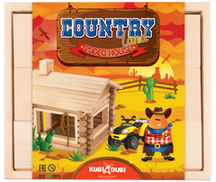 kidz-stuff-online - Rodeo House Wooden - Kubi Dubi