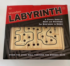 Labyrinth – Wooden Puzzle