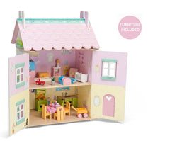 kidz-stuff-online - Sweetheart Cottage with Furniture
