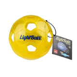 Light Ball Soccer Yellow