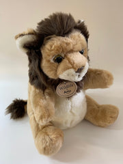Antics Wildlife Series Lion Hand Puppet