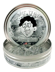 Thinking Putty - Liquid glass 10 cm tin