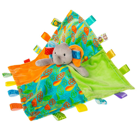 Taggies Little Leaf Elephant Comforter  Blanket
