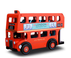 kidz-stuff-online - Le Toy Van - London Bus