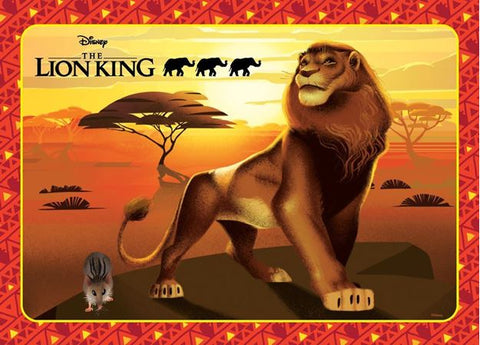 The Lion King Long Live The King Puzzle