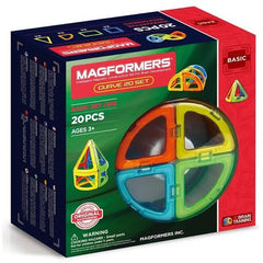 Magformers Curve Set (20pc)