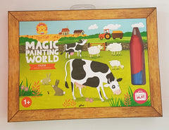 Magic Painting world Farm
