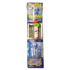 magna bubble rope wand and mix