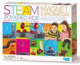Steam Powered Kids Magnet Exploration