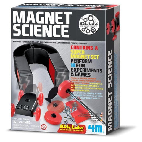 Magnet Science 4M Kidz Labs