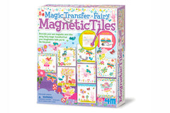 kidz-stuff-online - Fairy Transfer Magnetic Tiles