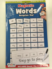 kidz-stuff-online - Magnetic Words Years Reception year 4+