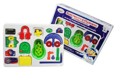 Magnetic and electrical set