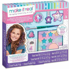 Deluxe Unicorn Make up set