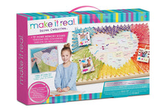 "kidz-stuff-online - I ""Heart"" Home Memory Board Map and Map Pins Craft"