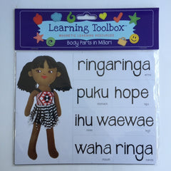kidz-stuff-online - Magnetic Maori Body Parts