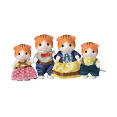 kidz-stuff-online - Sylvanian Family Maple Cat Family