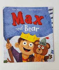 kidz-stuff-online - Max and Bear book
