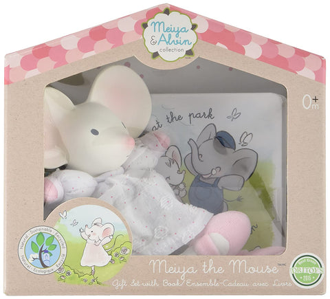 Meiya & Alvin Mini Meiya The Mouse Gift Set