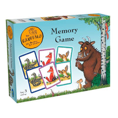 The Gruffalo Memory Cards Game
