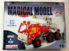 Metal Fire Engine Kit - Iron Commander Magical Model