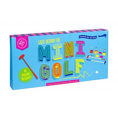 Mini Golf Set - wooden